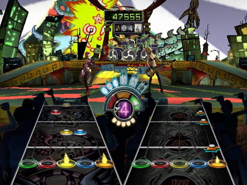 Торрент Игру Guitar Hero