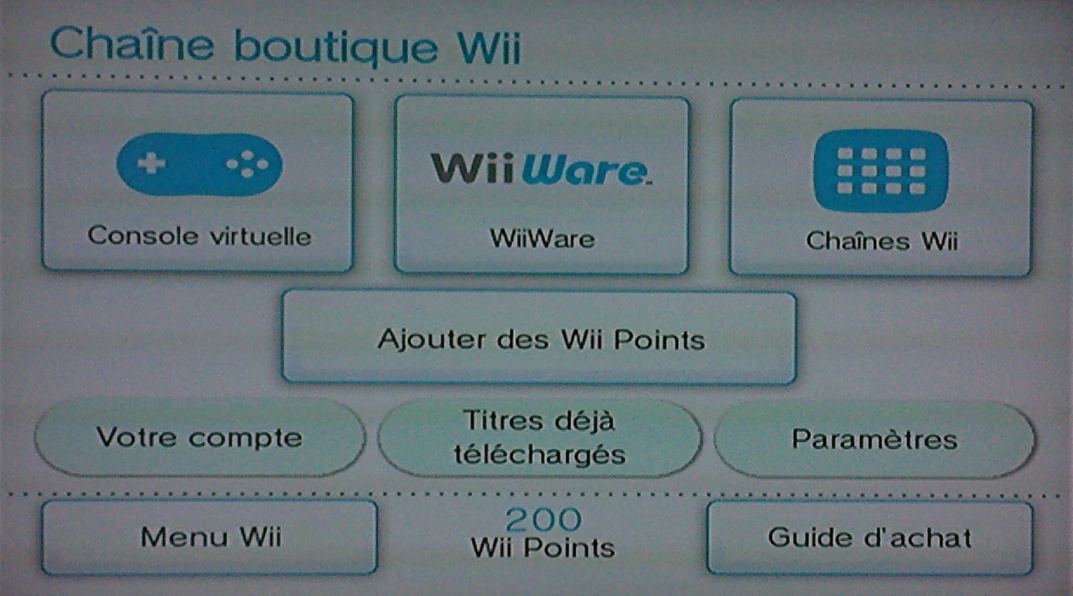 Dossier spécial Wii Ware 1211308329