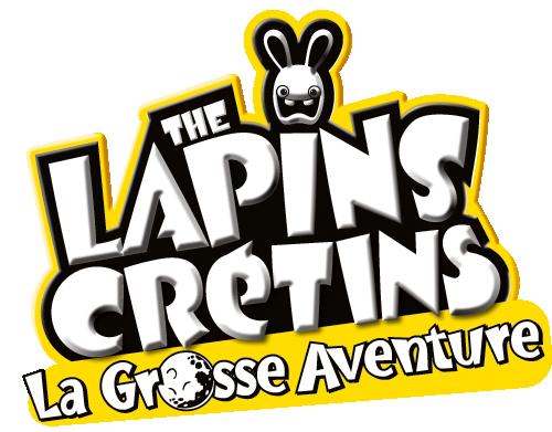 logo lapins crétins