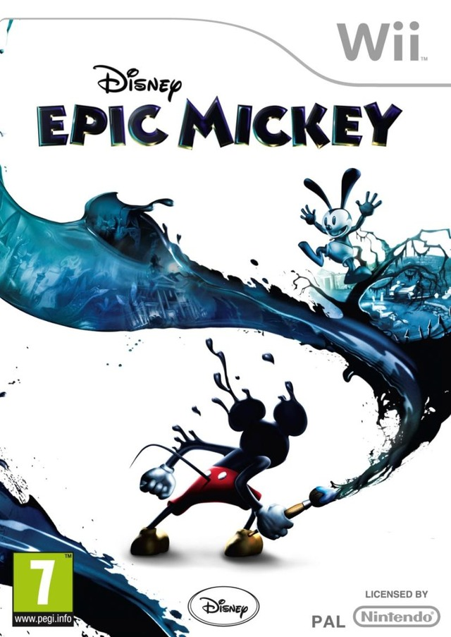 Epic Mickey WII (2010) 1285950945