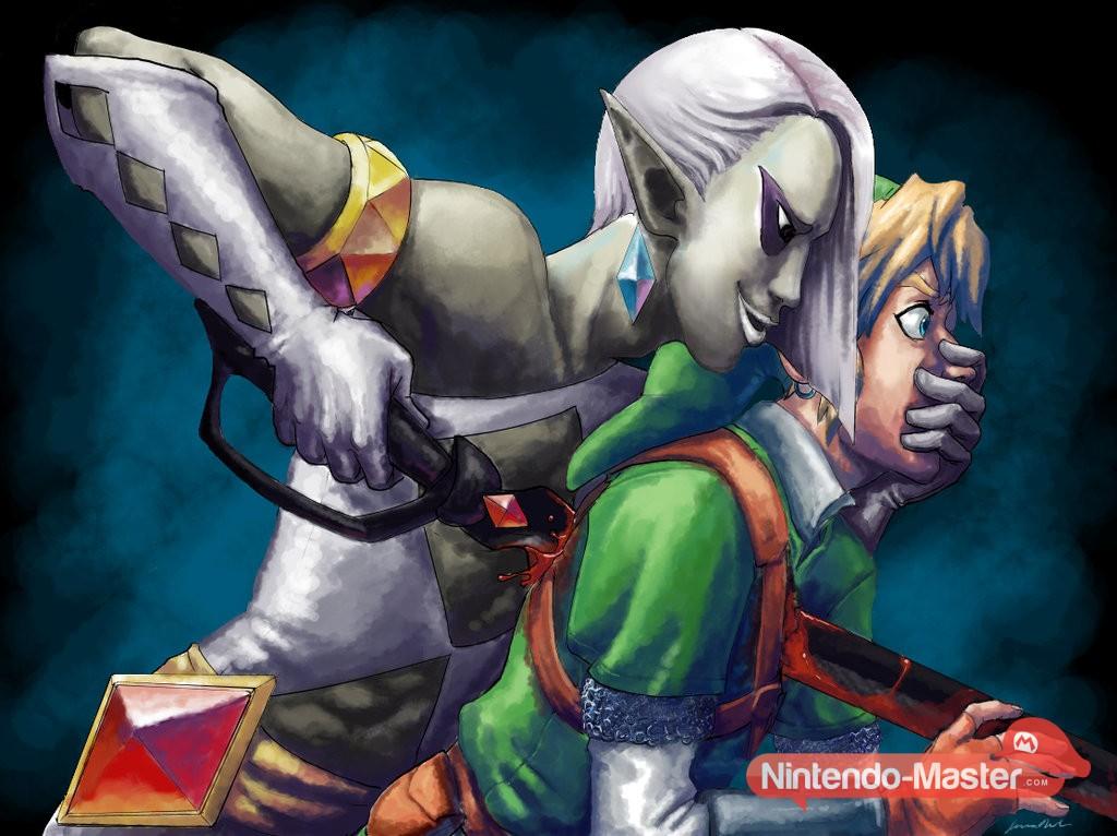 Topic des fanarts Nintendo  - Page 2 1311710196