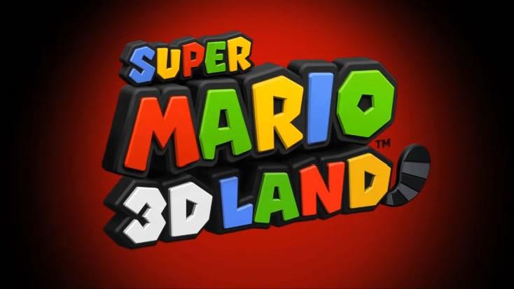 Logo Super Mario 3D Land 1313195929