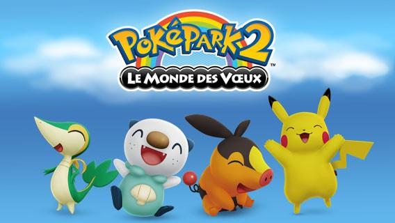 Le plein d'image pour Poképark 2 : Le Monde des Voeux