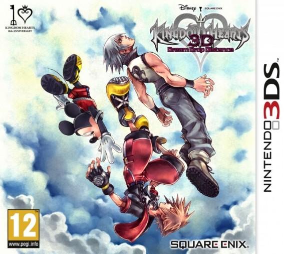 Une date pour Kingdom Hearts 3DS