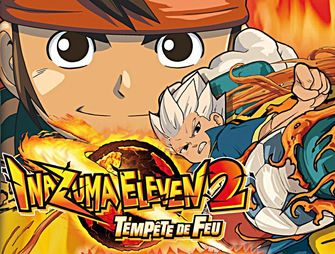 Inazuma Eleven 2 Tempete De Feu