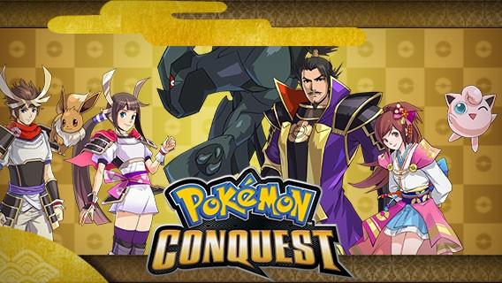 Pokémon Conquest à venir en Europe