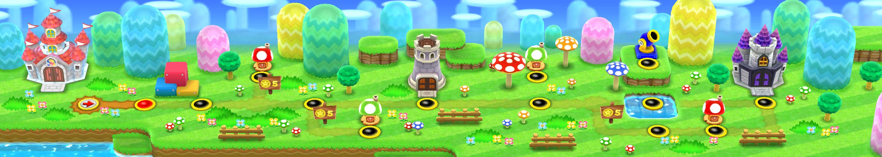 comment avoir le monde fleur new super mario bros 2