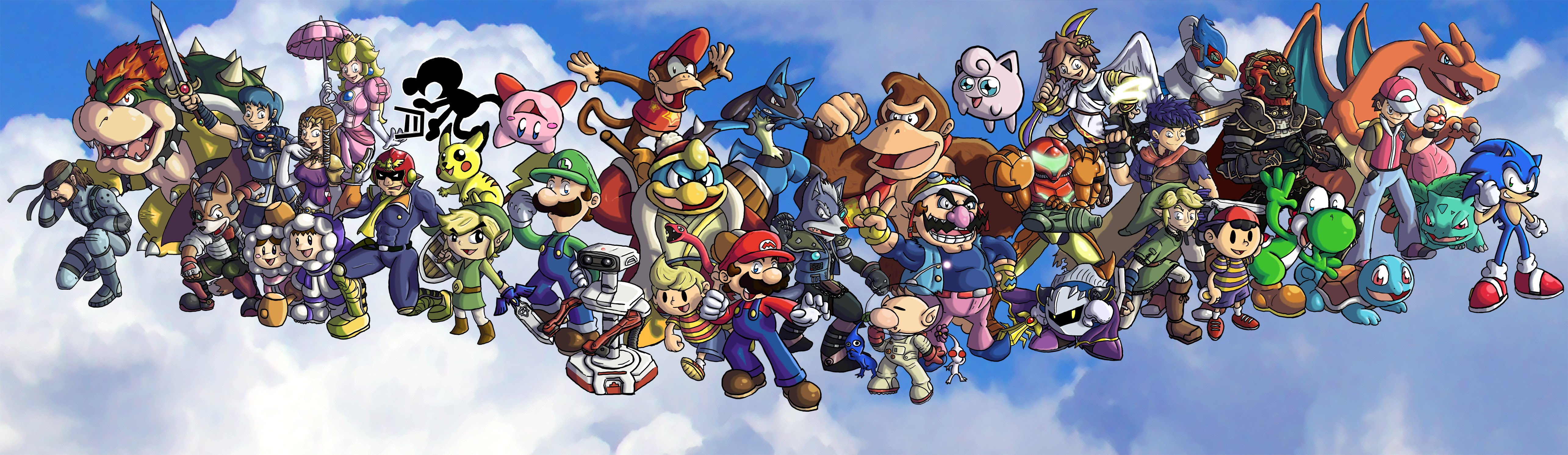 Super Smash Bros Brawl Gamecube Download For Wii