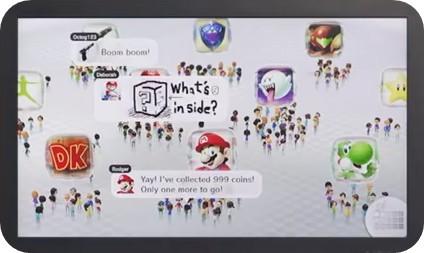 Miiverse : Reggie nous promet un online attractif et différent