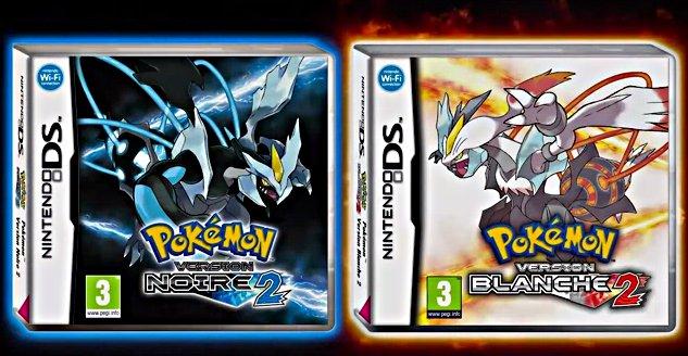 Brève] Trailer français de Pokémon Version Blanche/Noire 2