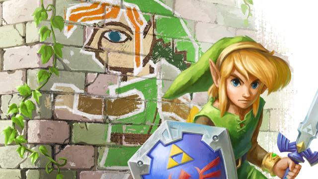 Artwork Zelda