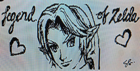 Une communauté The Legend Of Zelda pour le Miiverse