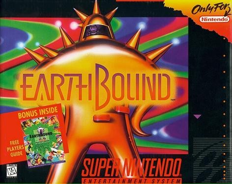 Earthbound sur Console Virtuelle en Europe