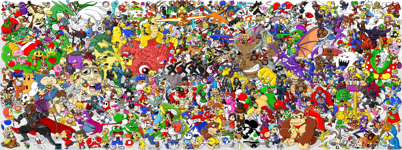 Arcade Game Wallpaper Group With 57 Items: Rubrique En Approche: Le Personnage Du Mois