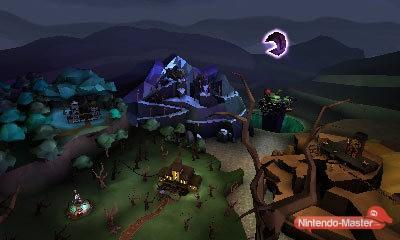 luigi's mansion 2 vallée des ombres