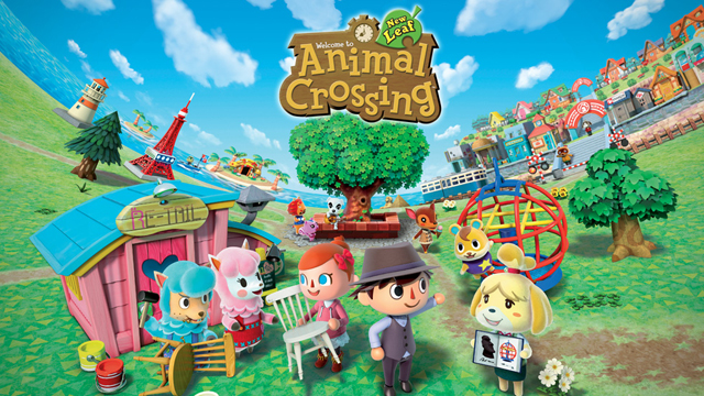 Animal Crossing: New Leaf 1370275193