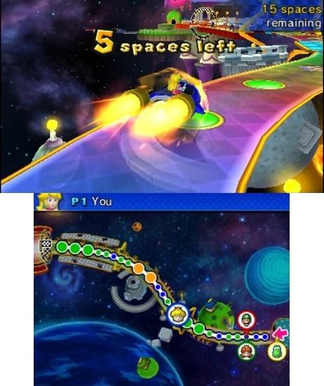 Mario Party Island Tour Galaxy