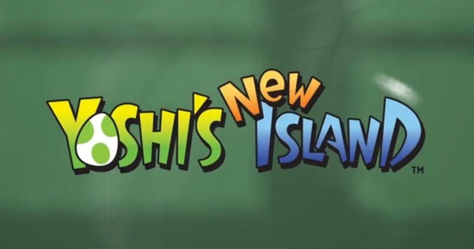 Yoshi's New Island dans Nintendo 2DS 1390611684