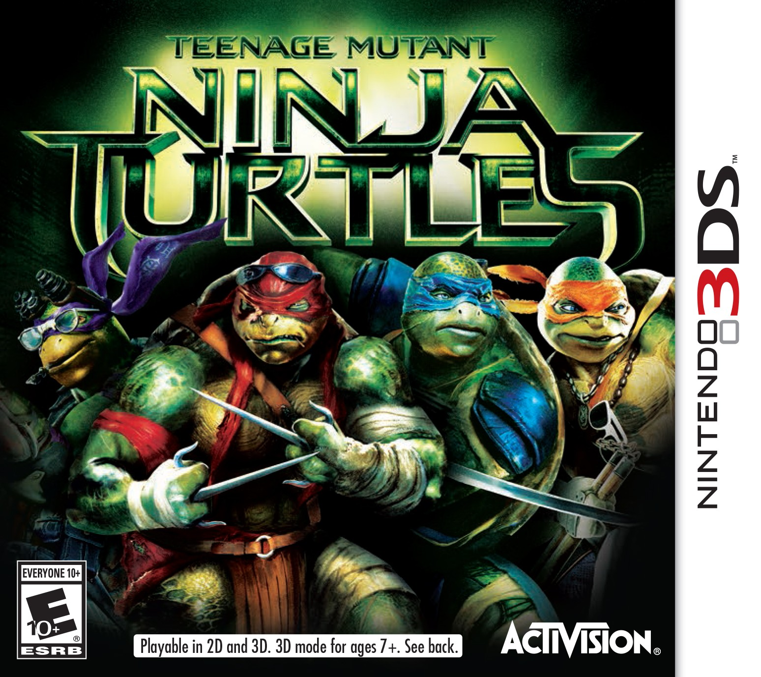 Tortue Ninja Bay Des Tortues Ninja