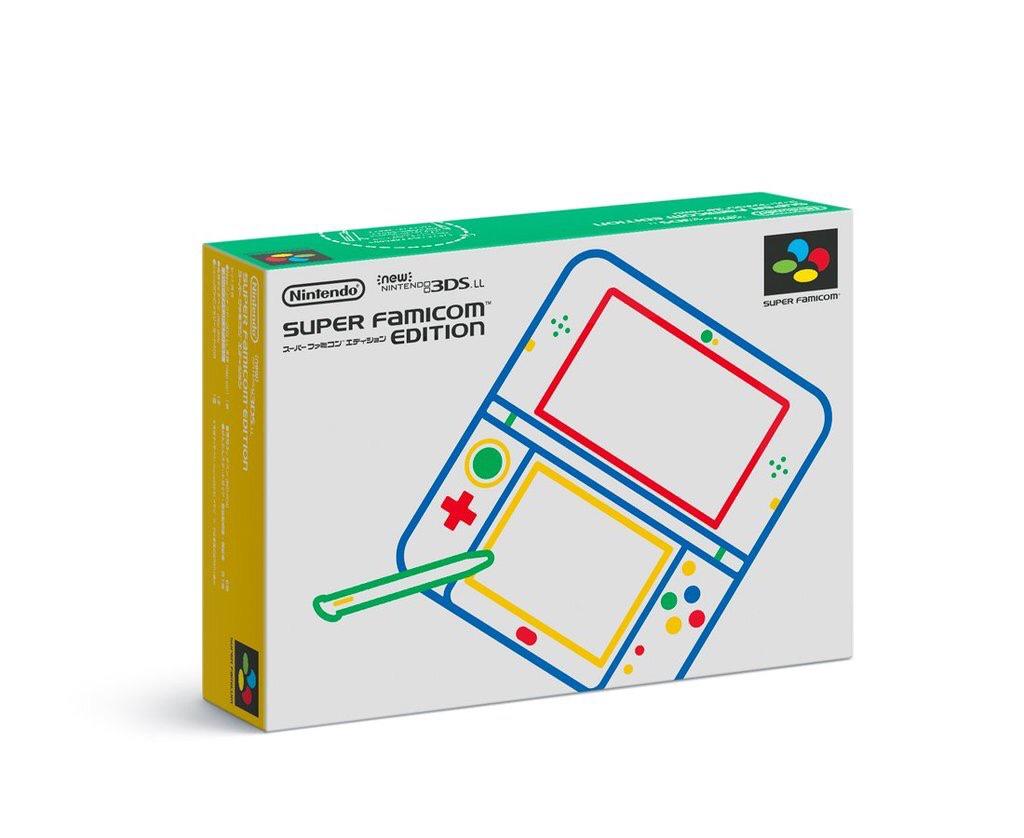 New 3DS Super Famicom Super-famicom