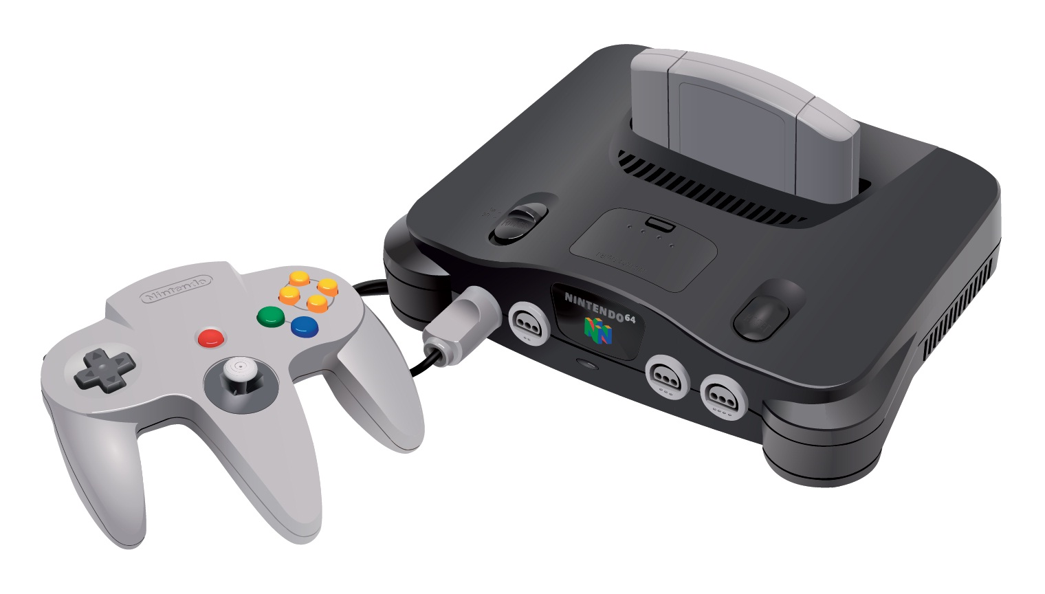 a comparison of the nintendo 64 and the sony playstation Entertainment news about the biggest tv shows, films and celebrities, updated around the clock sony playstation vs nintendo 64 gaming s greatest rivalries 2017.