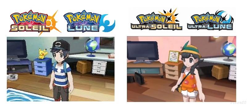 Espace Membre Pokémon Ultra Lune Et Ultra Soleil