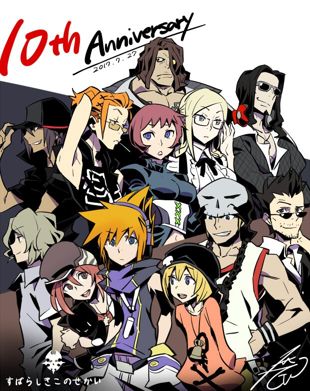 the world ends with you apk