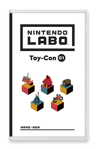 nintendo labo contenu en d tails et en images des deux premiers kits toy con en vente d s le. Black Bedroom Furniture Sets. Home Design Ideas