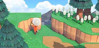 Image Animal Crossing : New Horizons - Une pierre tombale affole les internautes