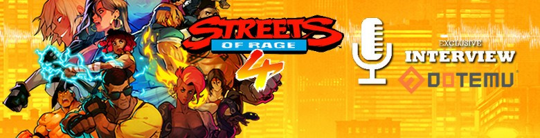 Image Interview Exclusive Dotemu: Streets of Rage 4