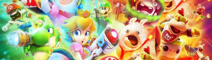 Test De Mario The Lapins Crétins Kingdom Battle Nintendo Master