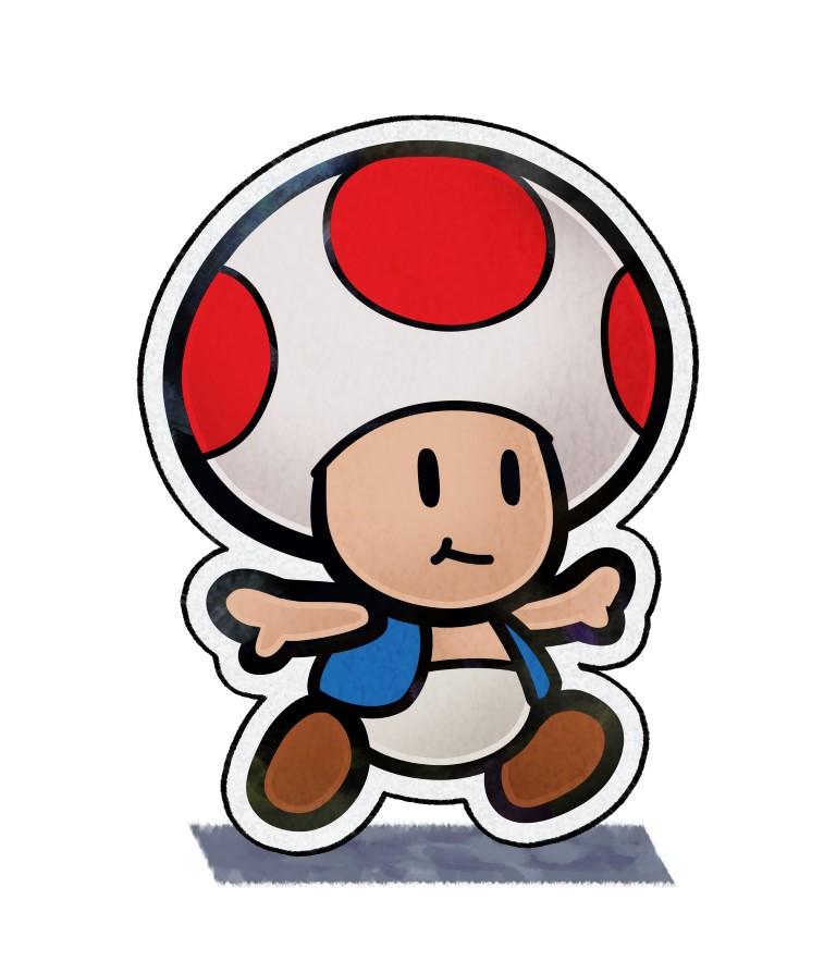 Une Ribambelle D Images Issues De Mario Amp Luigi Paper