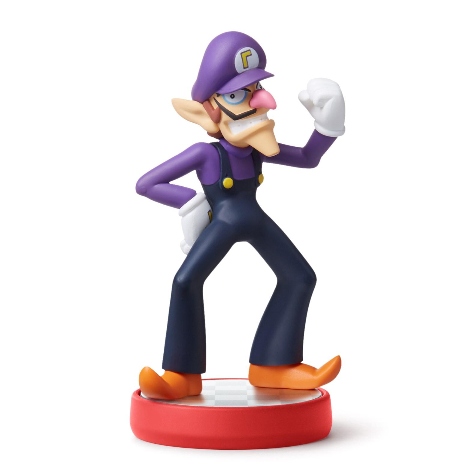 E3 2016 De Nouveaux Amiibo Super Mario Daisy Waluigi