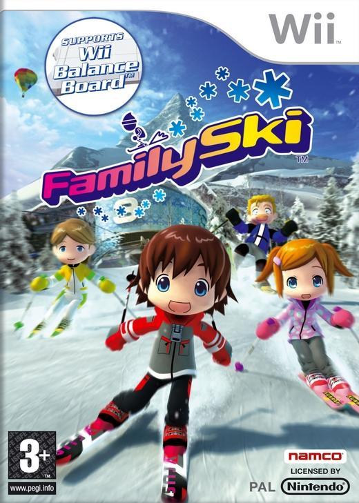 Family Ski 1209249003