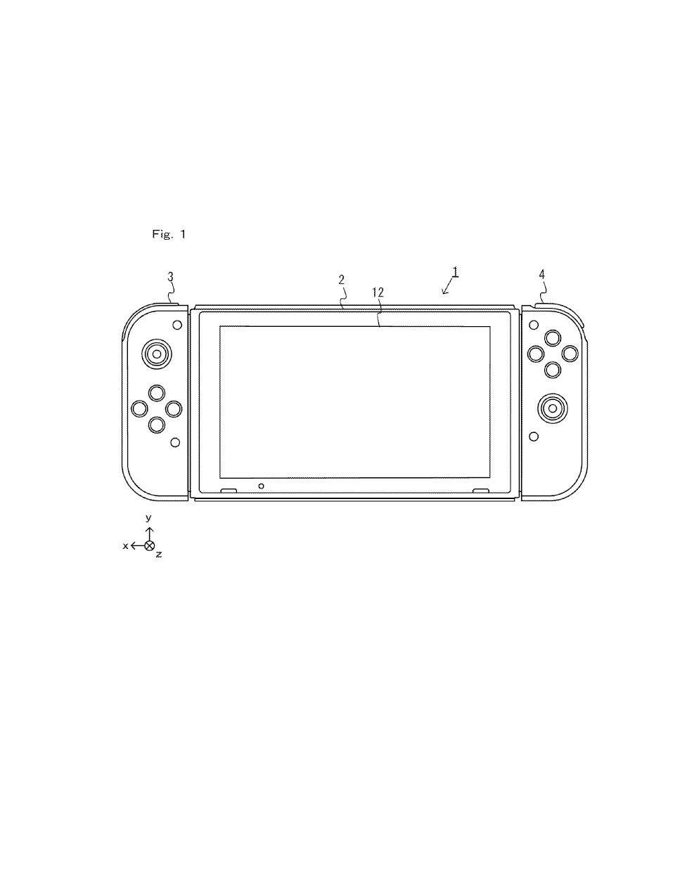 De Nouveaux Brevets Et De Nouveaux D 233 Tails Sur La Nintendo Switch Son 233 Cran Ses Joy Con