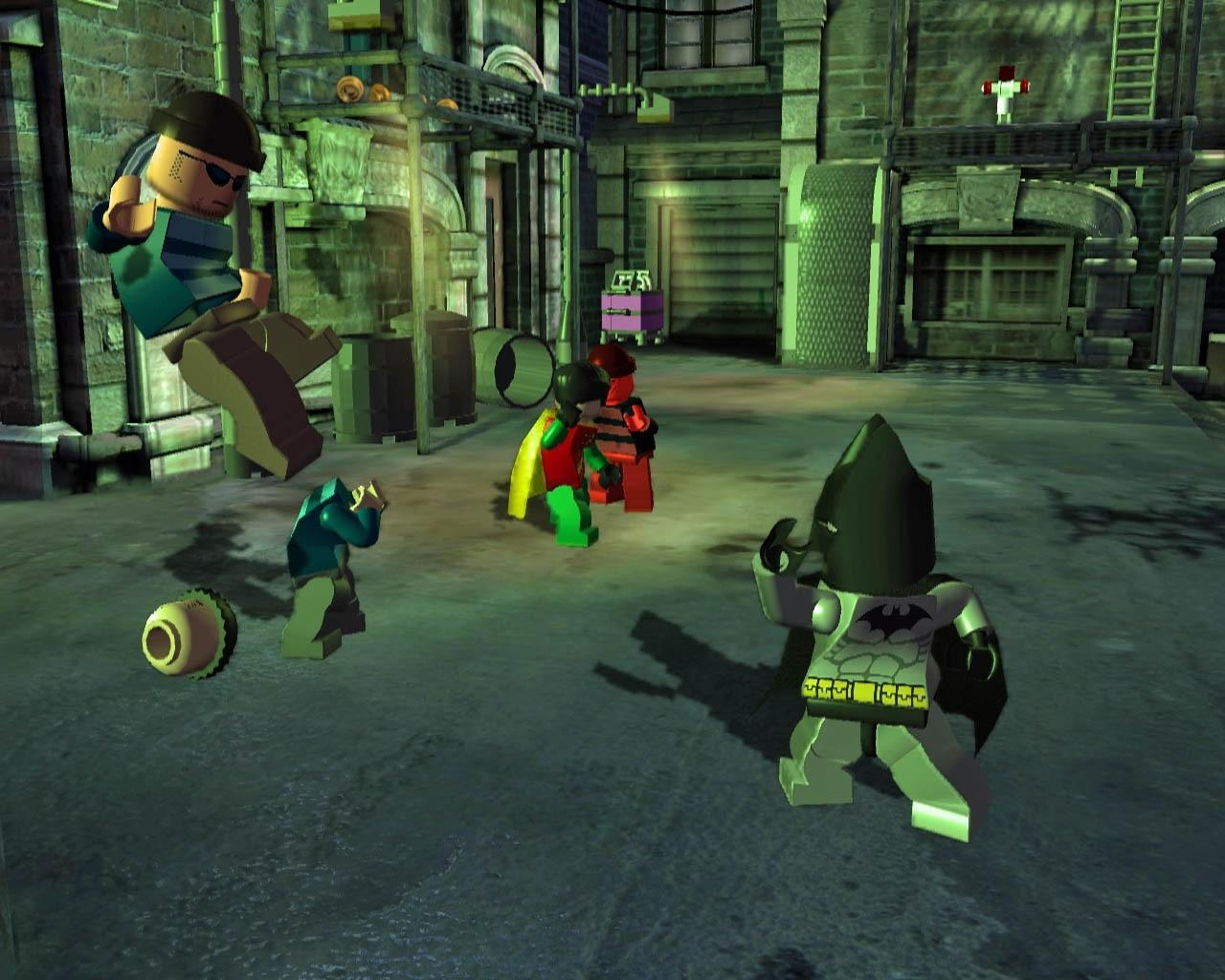 Mr freeze d barque dans lego batman multi nintendo master - Jeux lego batman gratuit ...
