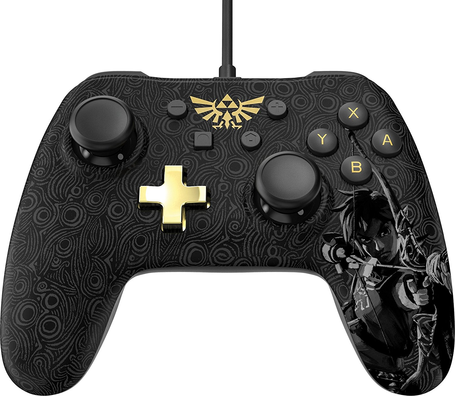 Quelle box Android TV ? Zelda-controller-1