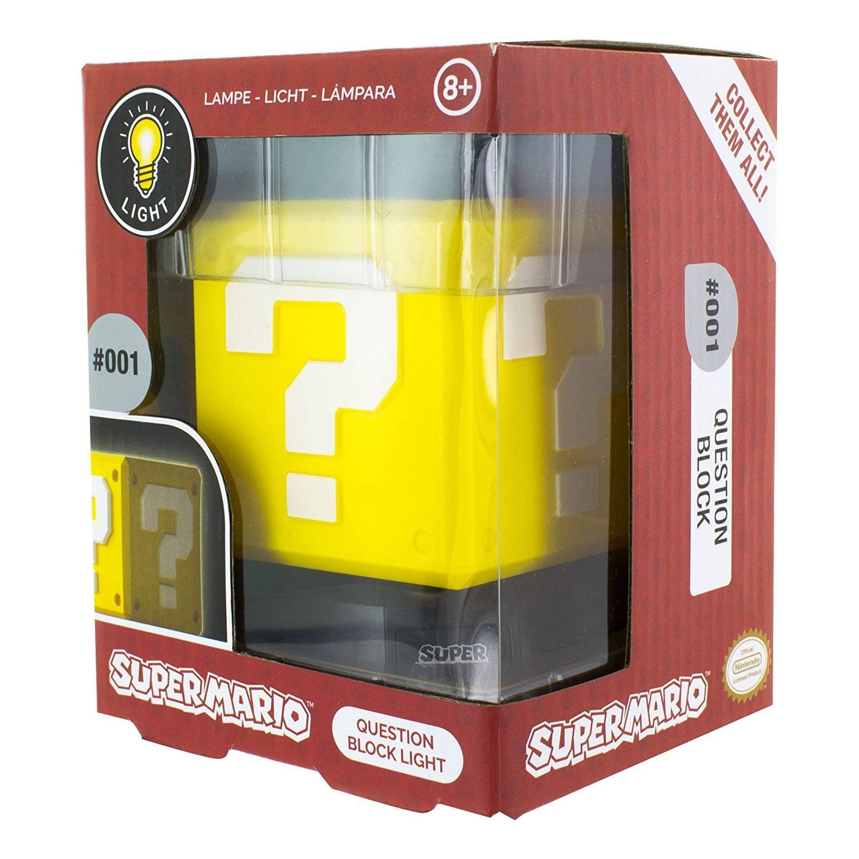 Et De Gamme Paladone Une Divers Mario Lance Lampes Super Zelda v0wmNn8