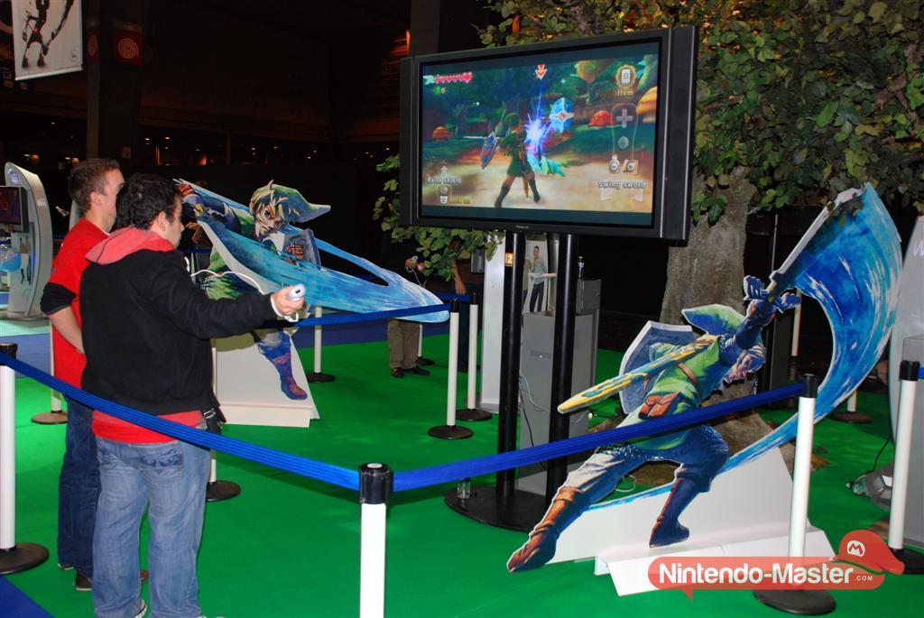 Skyward Sword s'invite au Paris Games Week ! 1288208556