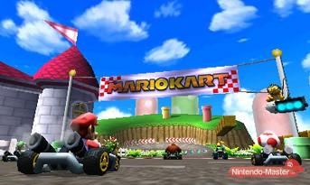 E3 39 11 mario kart 3ds est sur la ligne de d part nintendo 3ds nintendo master - Mario kart 7 gratuit ...