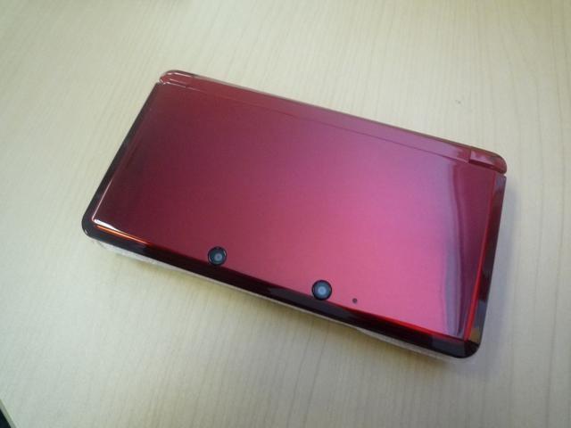La 3DS rouge au Japon ! 1310731037
