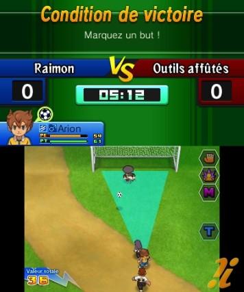 Nouveaux screens pour inazuma eleven go 2 chrono stones - Jeux de inazuma eleven go gratuit ...