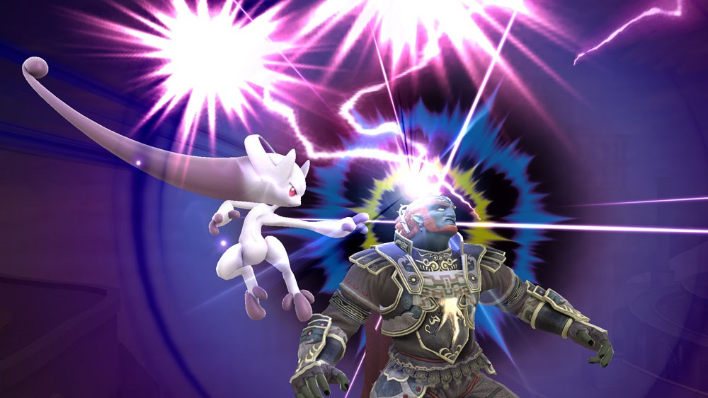 Quand on rencontre mewtwo