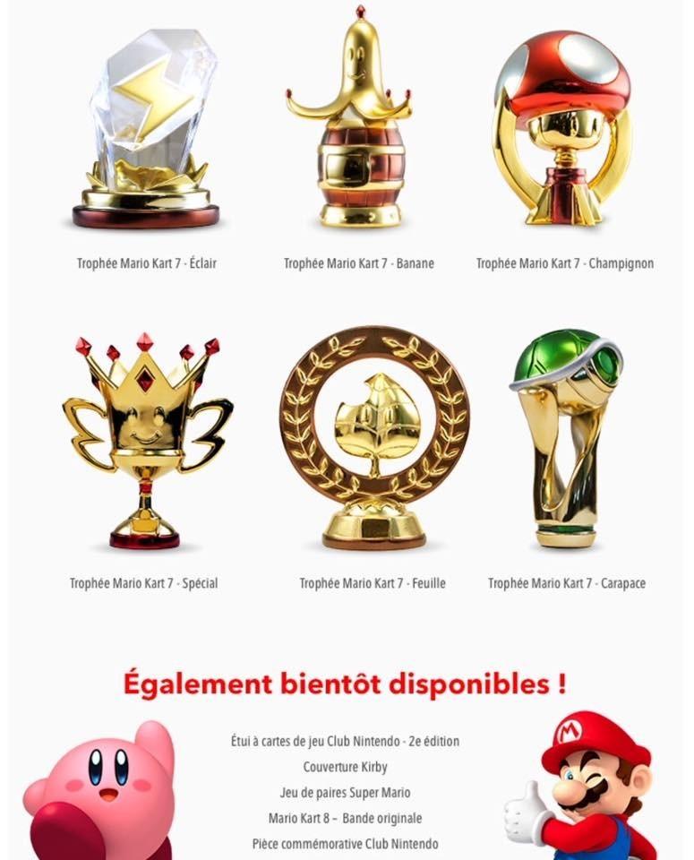 Club nintendo de nouveaux articles arrivent bient t divers nintendo master - Mario kart 7 gratuit ...