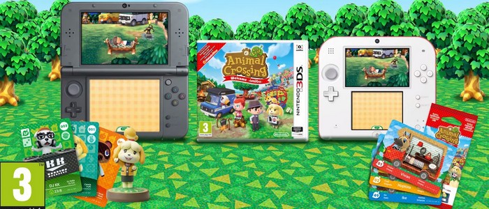 Animal crossing new leaf welcome amiibo vue d - Animal crossing new leaf consoles ...