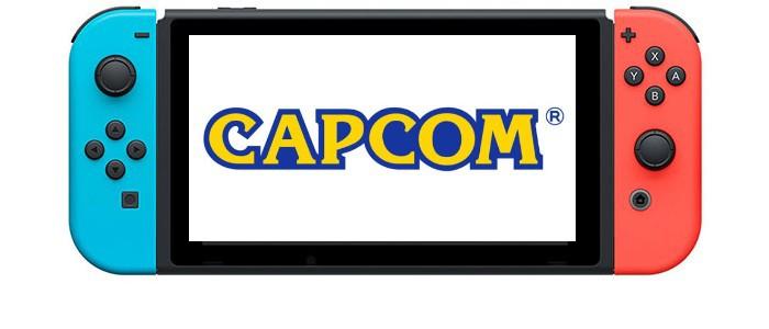 Capcom Se Prépare à Sortir De Nombreux Jeux Sur Nintendo