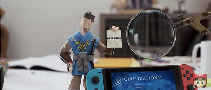 Civilization VI - La recherche : la base d'une nouvelle civilisation