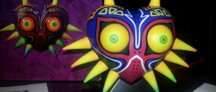 Club Nintendo Un Coup D Oeil Sur La Lampe Zelda Majora S Mask