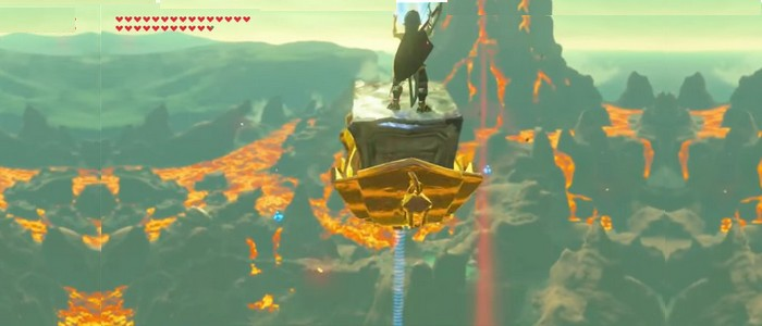Comment Créer Une Machine Volante Dans The Legend Of Zelda