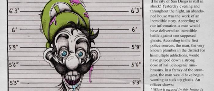 Exclu Quelques Infos Sur Luigi S Mansion 2 Et Paper Mario 3ds